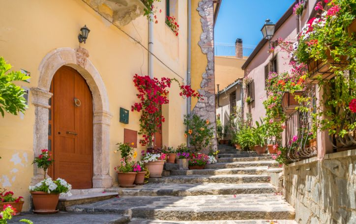 """Pažintinė kelionė Sicilijoje """"Apelsinai ir mandarinai"""" - daug itališkų emocijų"""