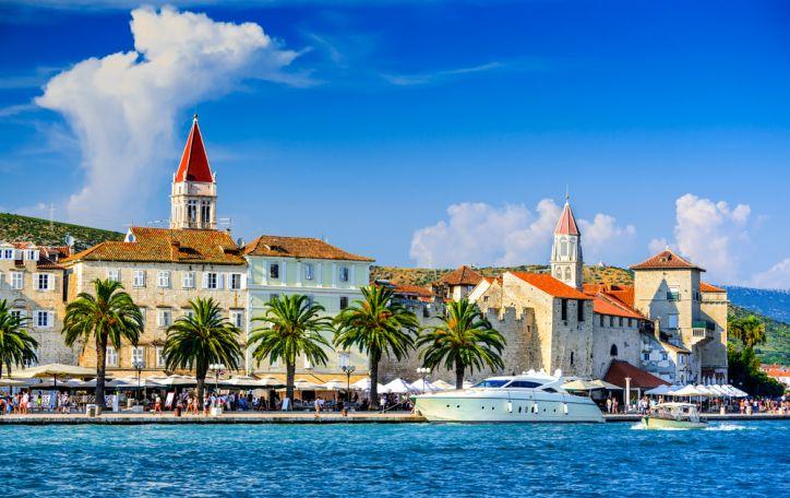 Kroatija - kriokliais šniokščianti, jūra ošianti ir žaluma kerinti fėjų žemė