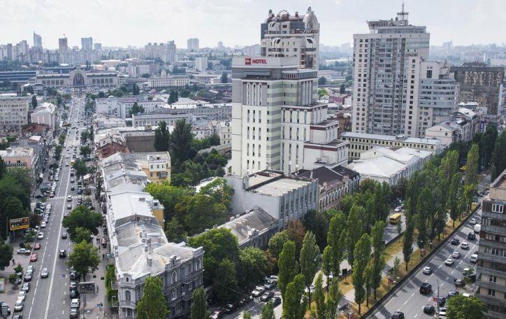 Ibis Kiev City Center Hotel 3*