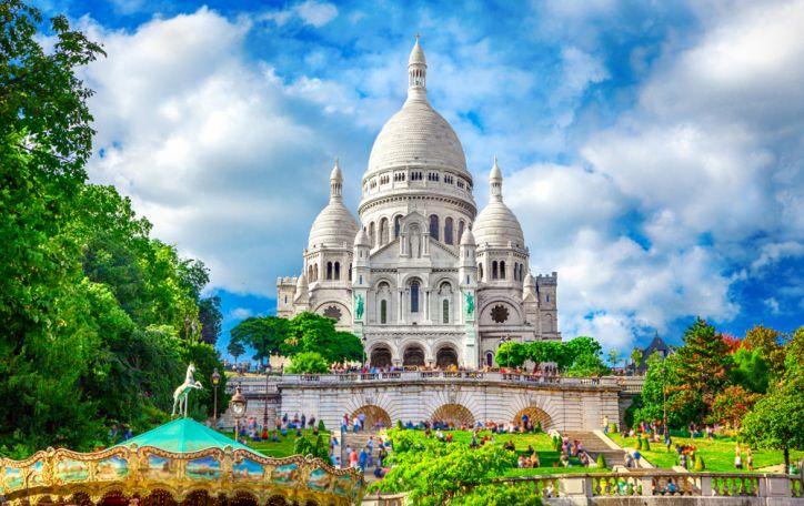 Pažintinė kelionė Paryžiuje - romantiška, elegantiška, koketiška