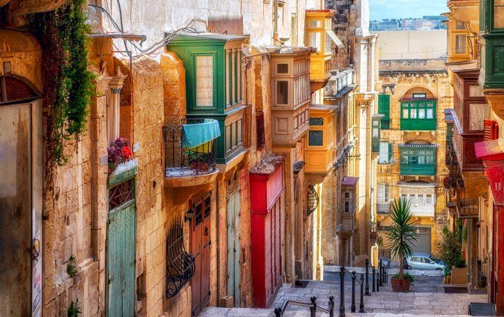 IŠPARDUOTA! Malta - architektūros šedevrais ir pakilia nuotaika apipintas gabalėlis dangaus