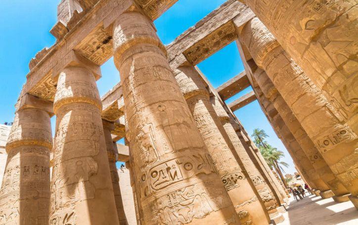 Egiptas (Taba) - beribių dykumų, skaidrios jūros ir karštos saulės karalystė