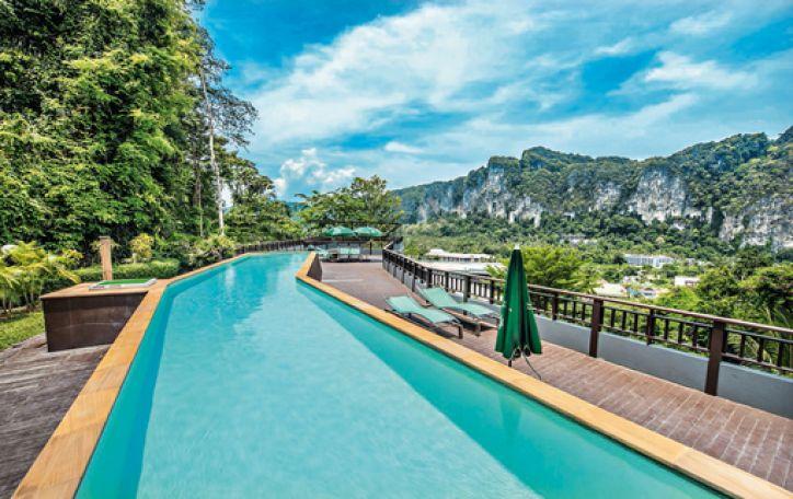 Krabi Cha-Da Resort 4*