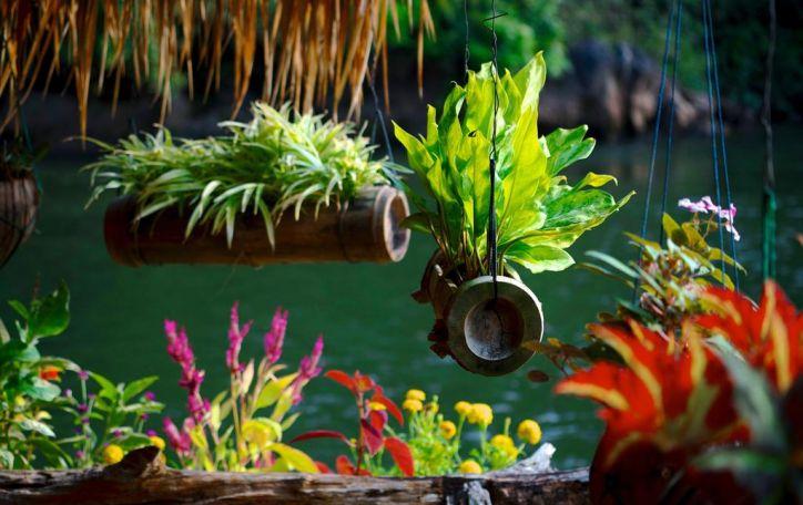 River Kwai Jungle Rafts 4* (1 naktis prie upės Kwai)
