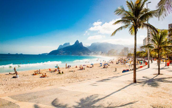 Brazilija - atpalaiduojantis poilsis su žiupsneliu kraują kaitinančio adrenalino