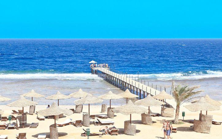 The Three Corners Sea Beach Resort 4*