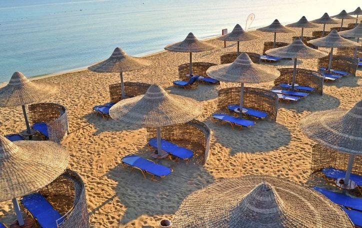 Malikia Resort Abu Dabbab 5*