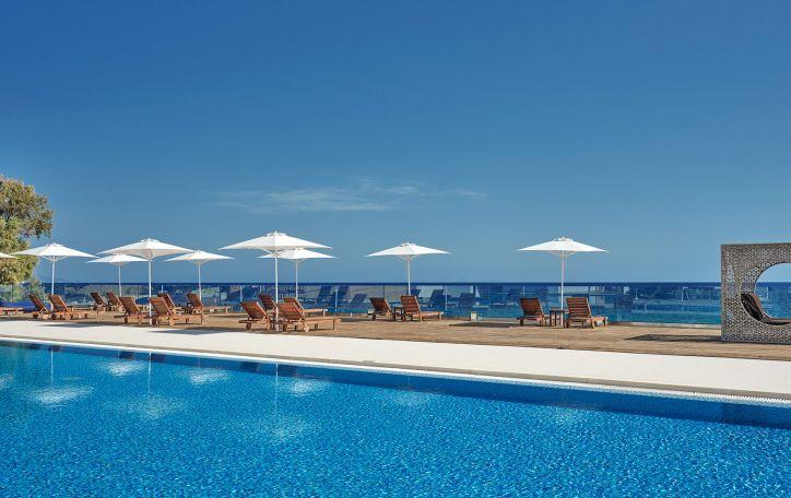 Cavo Orient Beach Hotel & Suites 4*