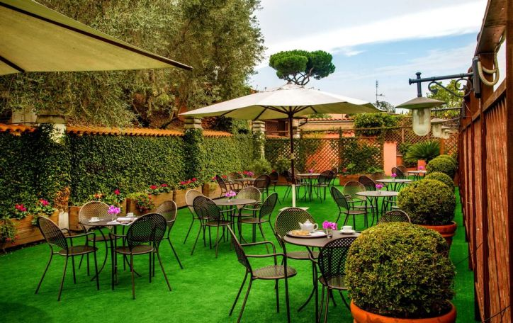 Viešnagė Romoje ir VIP vakarienė restorane, kuriame lankėsi Merilin Monro!
