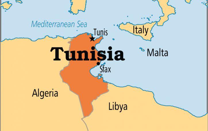 Tunisas - dykumų rožėmis papuošta marga kultūrų mozaika