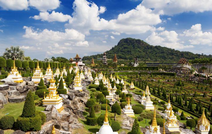 Pažintinė kelionė į Tailandą - džiunglių gyvybė, budistų ramybė ir šventyklų didybė
