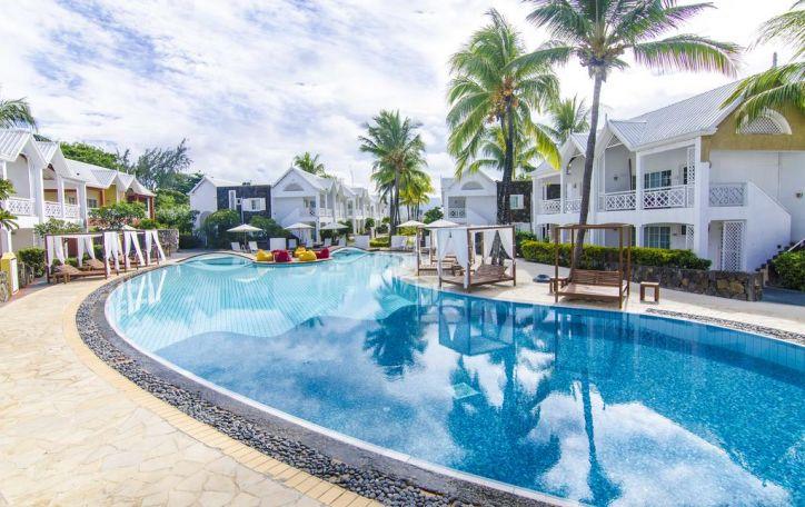 Mauricijus - palmių apsuptyje pasijusite lyg danguje + MASAŽAS DOVANŲ