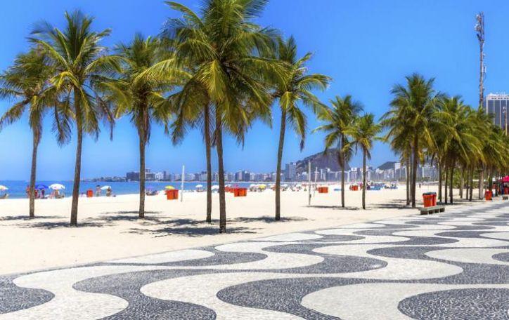 Rio de Žaneiras - panirkite į kraują kaitinančių sambos ritmų sūkurį