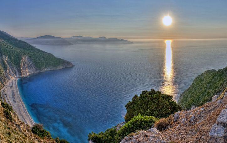 Chalkidikė (Graikija) - šiltos ir švelnios atostogos arčiau antikos dievų