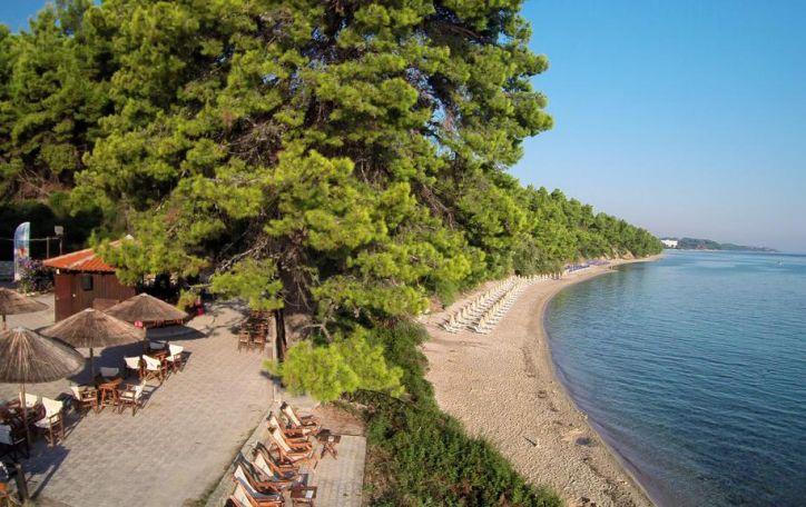 Chalkidikė-  šiltos ir švelnios atostogos arčiau antikos dievų ir didingų legendų