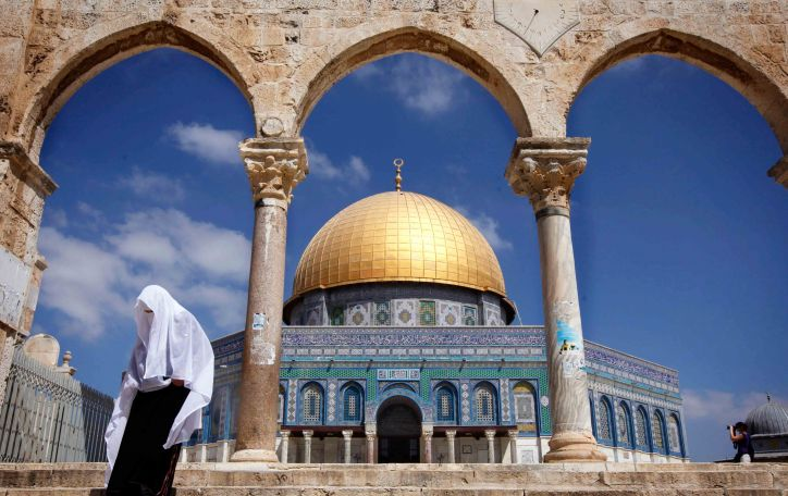 Izraelis ir Jordanija - stebuklų žemė ir rožinio miesto paslaptys