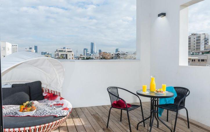 Tel Avivas - atostogos ten, kur dera žydiška dvasia ir vakarietiškas modernumas