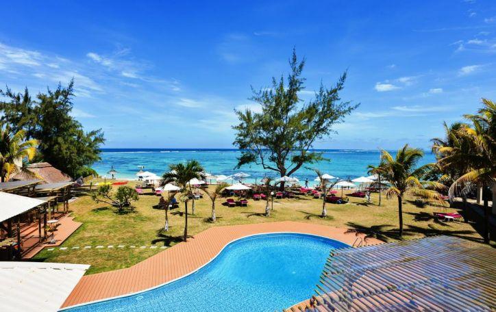 Mauricijus (9n.) - Dievo pamestas žalsvas karoliukas, pūpsantis šiltame vandenyne