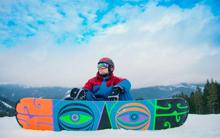 Slidininkų Kalėdos Bukovelyje - čiuožiam gautyti adrenalino