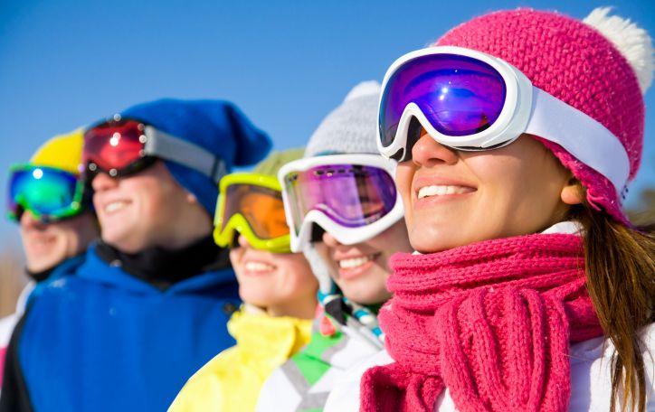 Slidinėjimas Slovakijoje - kalnuota, snieguota, pigu ir labai smagu