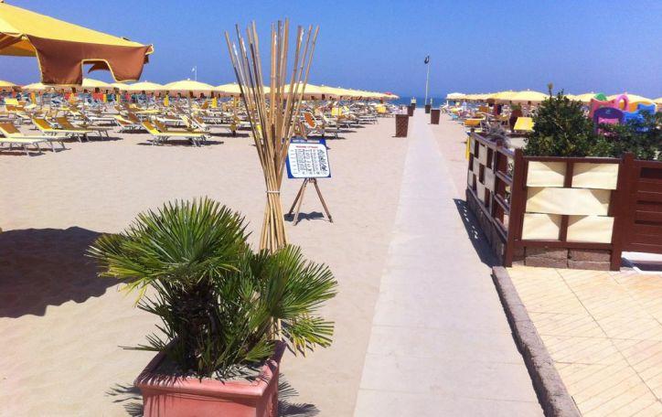 IŠPARDUOTA! Riminis - seniausias Italijos kurortas kviečia pasidžiaugti itališka vasara