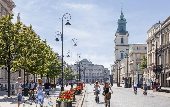 Pažintinė kelionė į Varšuvą - puošniąją Lenkijos sostinę - atraskite ir būkite nustebinti