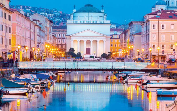 Pažintinė kelionė į Slovėniją (aplankant Italiją) - atokvėpis kalnų ir ežerų draugijoje