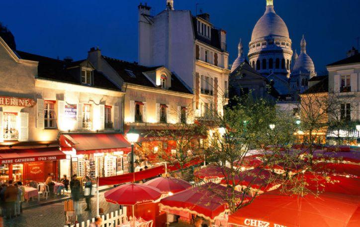 Pažintinė kelionė - elegantiškas savaitgalis bohemiškajame Paryžiuje