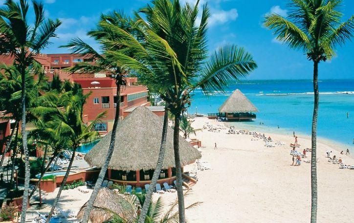 Dominikos Respublika (9n.) - per Velykas vietoje margučių ridenkite egzotišką saulę