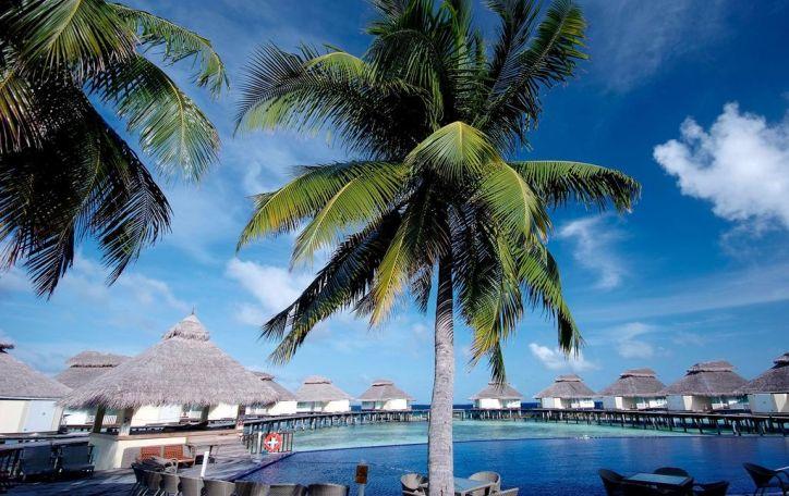 Maldyvai (8n.) - tūkstantis palaimos salų ir milijonas saulėtų šypsenų