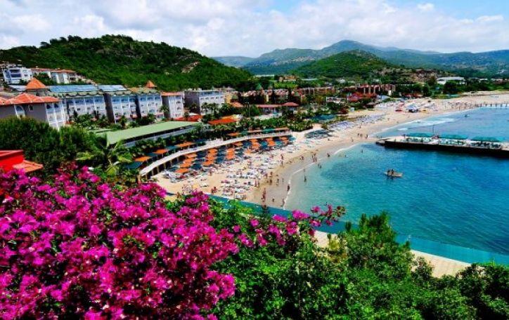 Turkiją - atostogos su viskas įskaičiuota - gera nuotaika garantuota