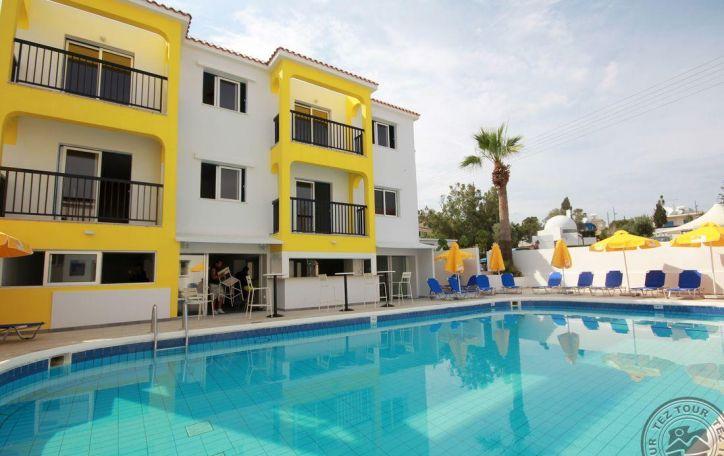 Kipras (14n.) - saulės, legendų ir meilės sala, dovanojanti pasakišką poilsį