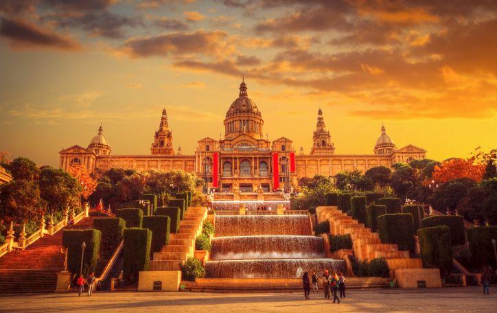 Barselona - ispaniška charizma, įspūdinga architektūra ir gardus vynas