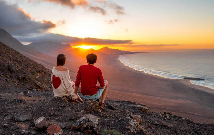 Fuerteventura - saule, smėliu ir vandenynu pagardintas laisvės skonis