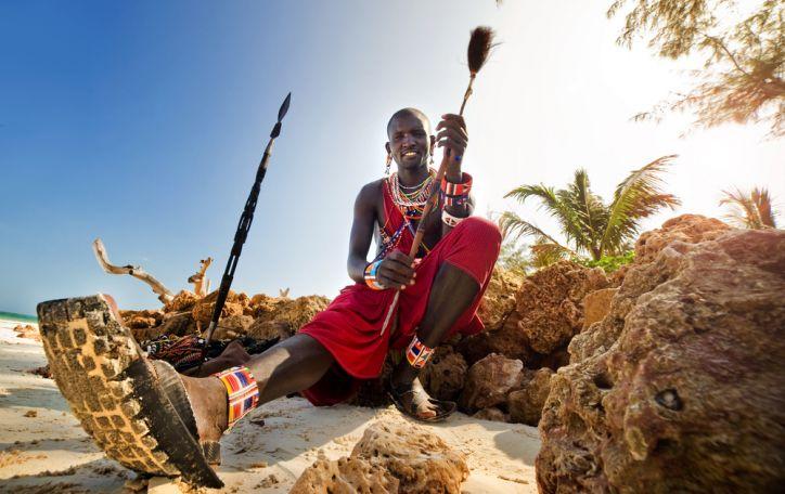 Kenija (14n.) - gaivališkas gamtos grožis ir karščiu alsuojantys laukiniai ritmai