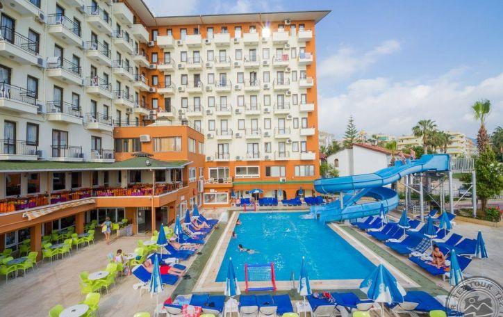 IŠPARDUOTA! Turkija (10n.) - karštos saulės vonios, šokoladinis įdegis ir brandžios virtuvės šedevrai