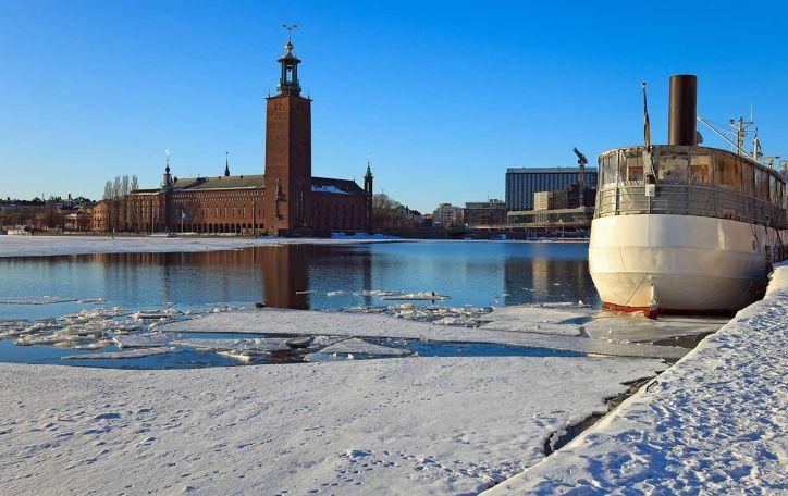 IŠPARDUOTA! Naujieji metai Baltijos jūroje