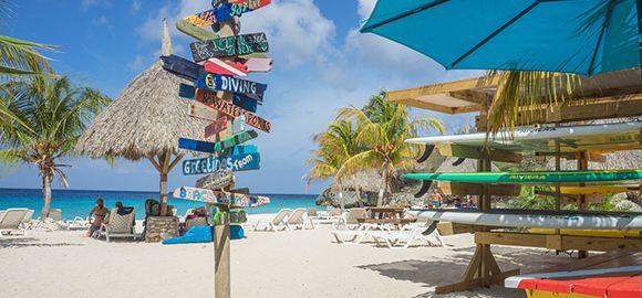 Kiurasao - užburianti Karibų jūros ir plačių paplūdimių harmonija