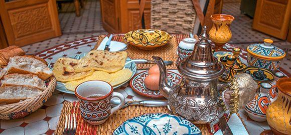 Marokas - margą ir kvapnią arabišką pasaką primenančios atostogos