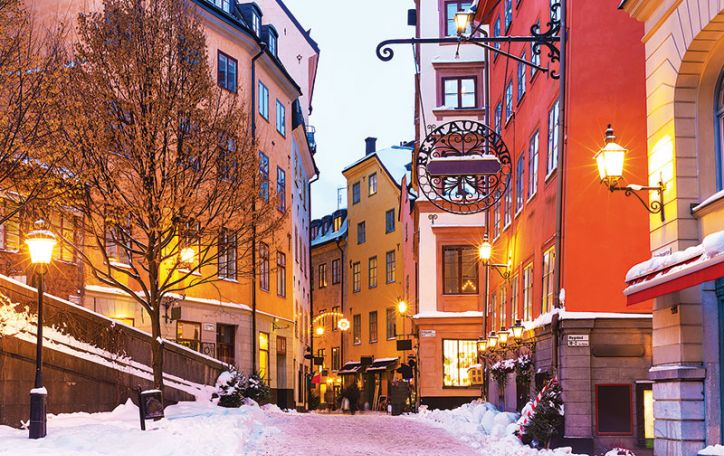 Naujieji metai Baltijos jūroje - mažasis Baltijos kruizas, smagi pažintinė kelionė