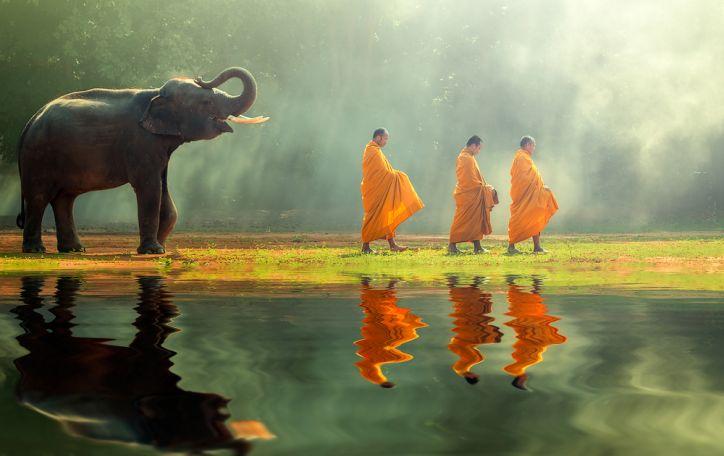 Tailandas (10n.) - neišsenkantis jaudinančių nuotykių ir neišdildomų įspūdžių šaltinis