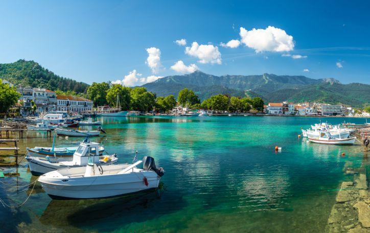 Tasas (Graikija) - nedidelė, žalia, švelni, šilta ir kvepianti alyvuogėmis