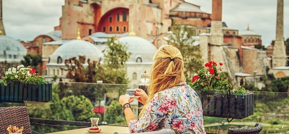"""Turininga pažintinė kelionė Graikijoje ir Turkijoje """"Smaragdiniai sapnai"""""""