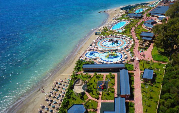 Turkija - lietuviškas vaikučių pabiručių klubas EFTALIA viešbučiuose jau veikia