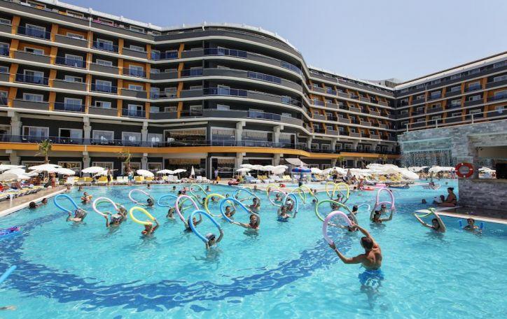 Turkija (10n.) - karštos saulės vonios, šokoladinis įdegis ir brandžios virtuvės šedevrai