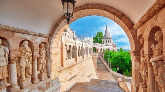 Vengrija, Budapeštas