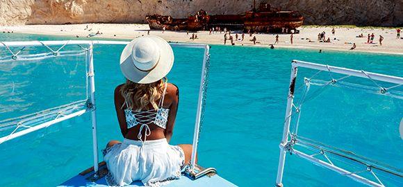 Zakintas - romantikos, gaivios šilumos ir graikiškos nuotaikos gurkšnis