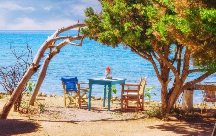Zakintas - šiltos, mėlynos atostogos graikiškuose Maldyvuose