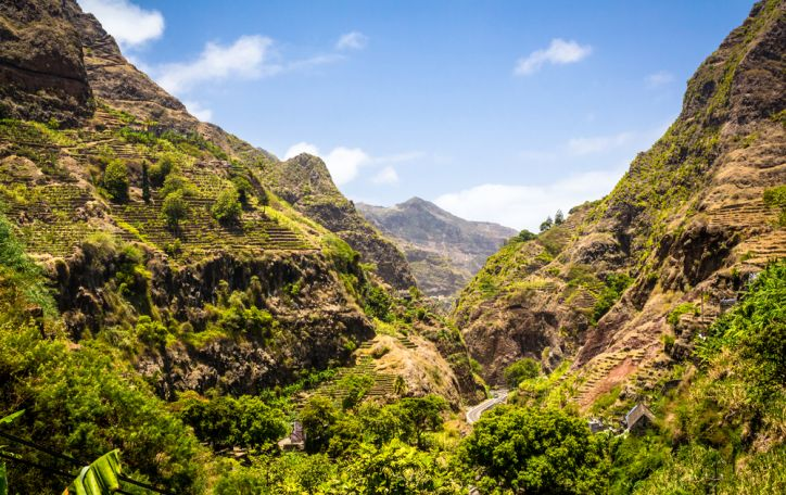 Žaliojo Kyšulio salos - persikelkite į kitą pasaulį - ramų ir niekur neskubantį